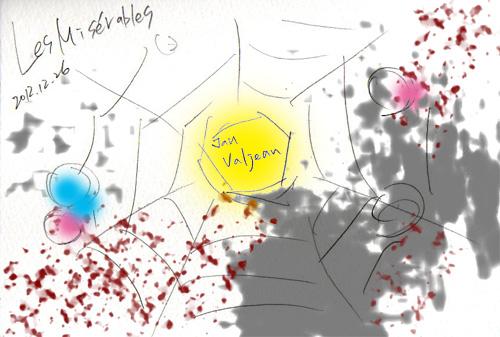 レ・ミゼラブルのイメージ