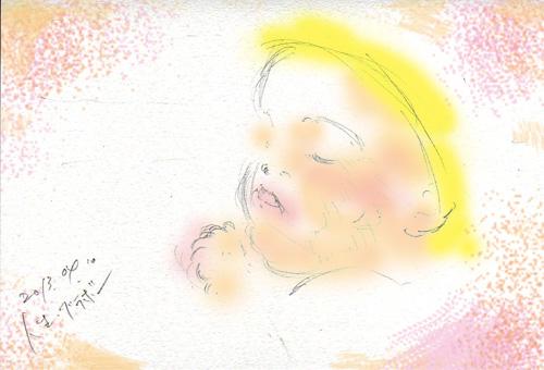 画像:人生、ブラボー!の赤ちゃん